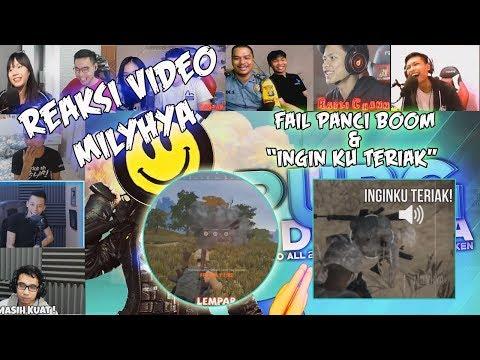 download Reaksi Gamer Melihat Video Milyhya
