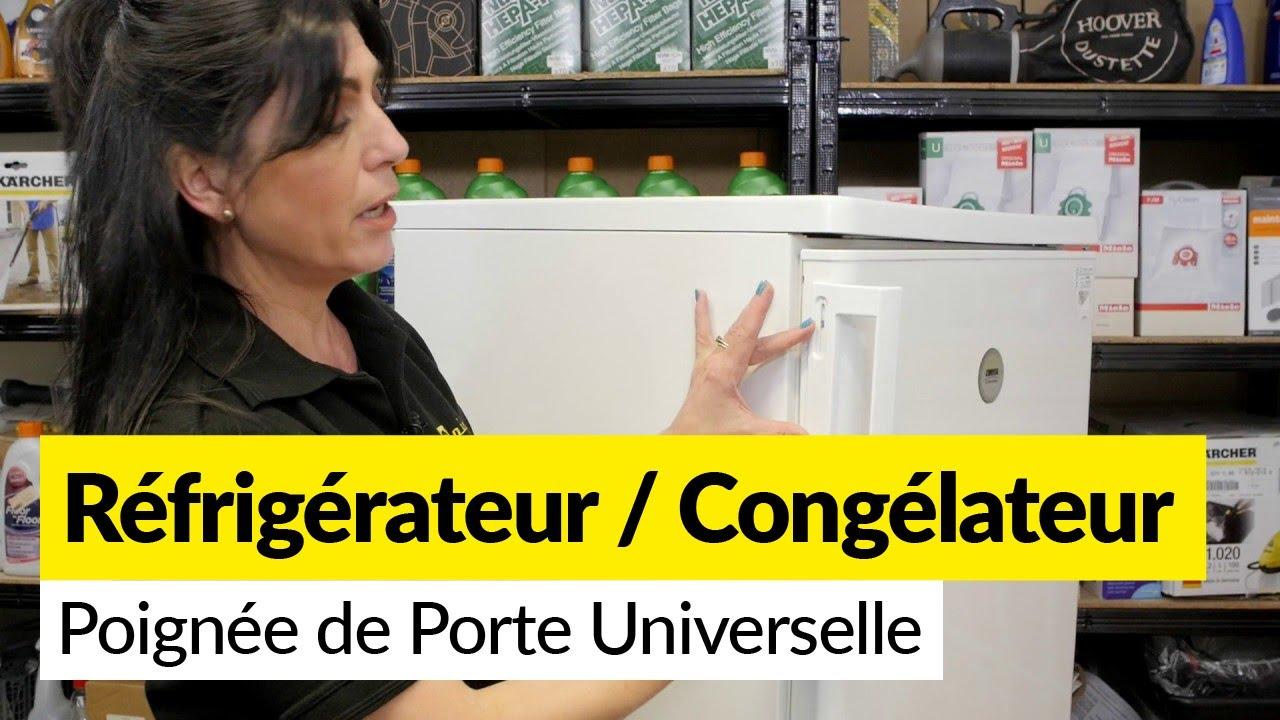 Poignee De Porte Universelle Pour Refrigerateur Youtube