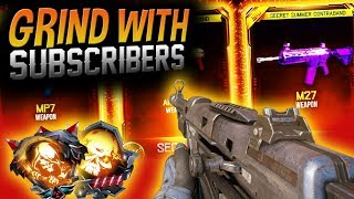 🔴PLAYING WITH SUBSCRIBERS🔴WE JUST HIT 1K 🔴CALL OF DUTY BLACK OPS 3 LIVE STREAM🔴