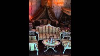 Miniature Dollhouse Mansion For Sale On Ebay!