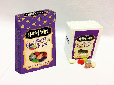 LEGO Harry Potter's Bertie Bott's Beans Vending Machine