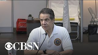 "Cuomo praises National Guard for coronavirus ""rescue mission"""