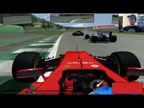 F1 GP Austria 2014 A1-Ring (Clasificación y Carrera / Qualifying Start & Race) || Español F1 HD