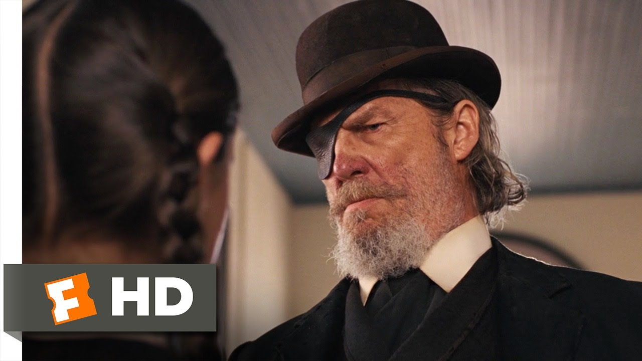 True Grit 1 9 Movie Clip A Man With True Grit 2010 Hd Youtube