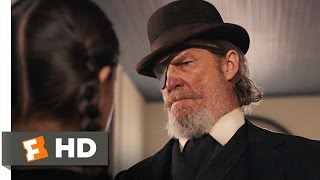 True Grit (1/9) Movie CLIP - A Man with True Grit (2010) HD