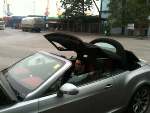Bentley Supersports Convertible in Viet Nam