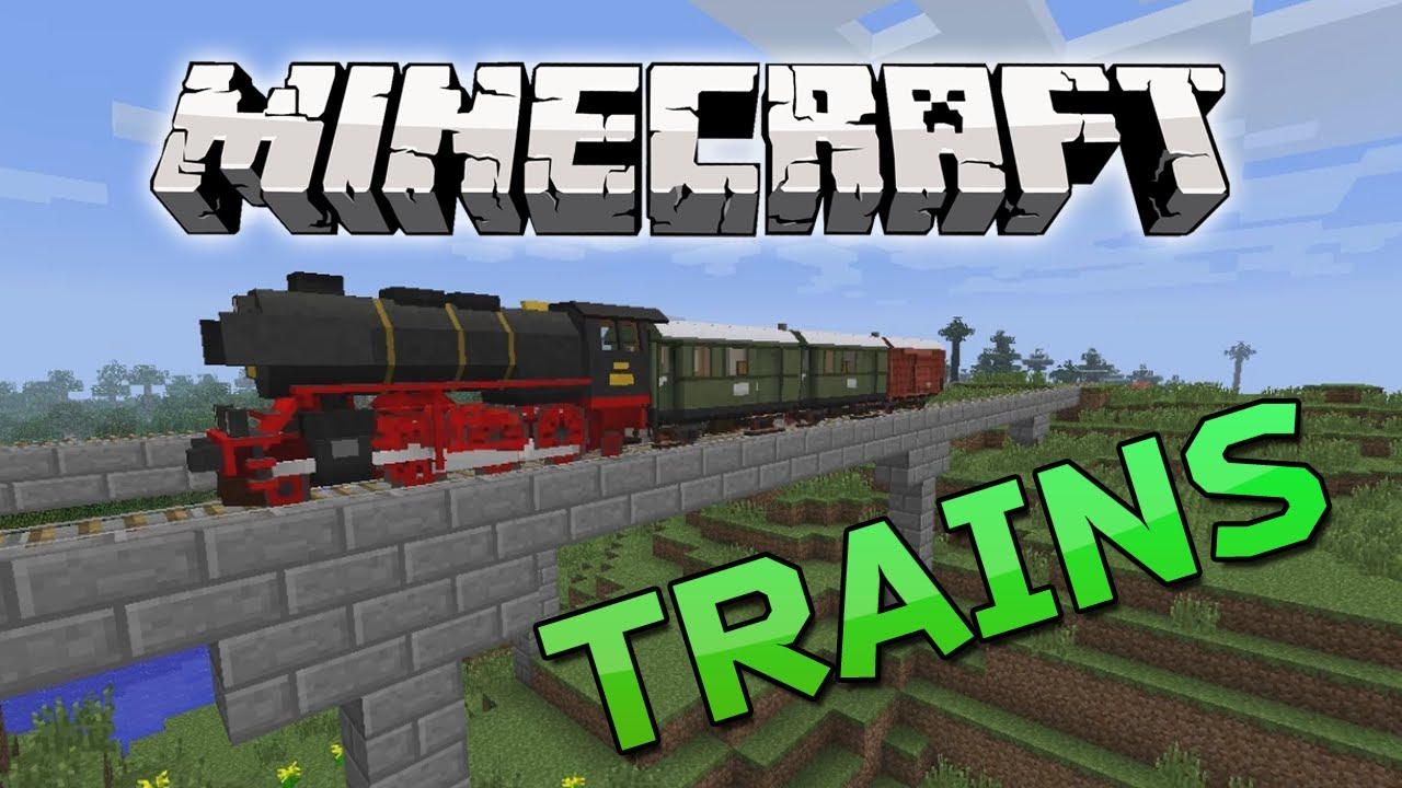 Traincraft mod for minecraft 1. 6. 4/1. 7. 2/1. 7. 4/1. 7. 5 – minecraftdls.