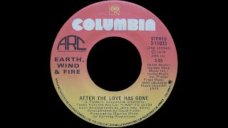 Earth, Wind & Fire ~ After The Love Has Gone 1979 Soul Purrfection Version