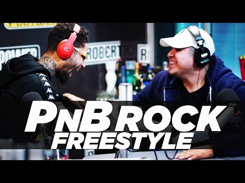 PnB Rock Freestyles Over French Montana...