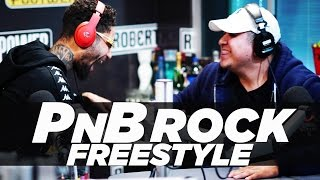 PnB Rock Freestyles Over French Montana Beat