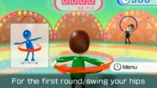 Wii Fit Gameplay