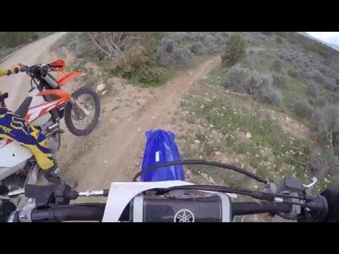 KTM 250XC-F vs Yamaha YZ250FX - Head to Head - Episode 121