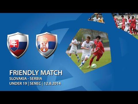 SR 19: Slovensko - Srbsko (12.8.2014, Senec)