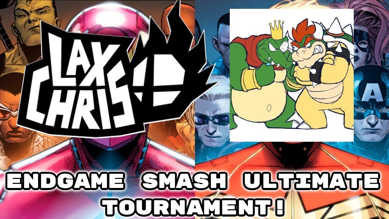 LaxChris ENDGAME Smash Ultimate TOURNAMENT!