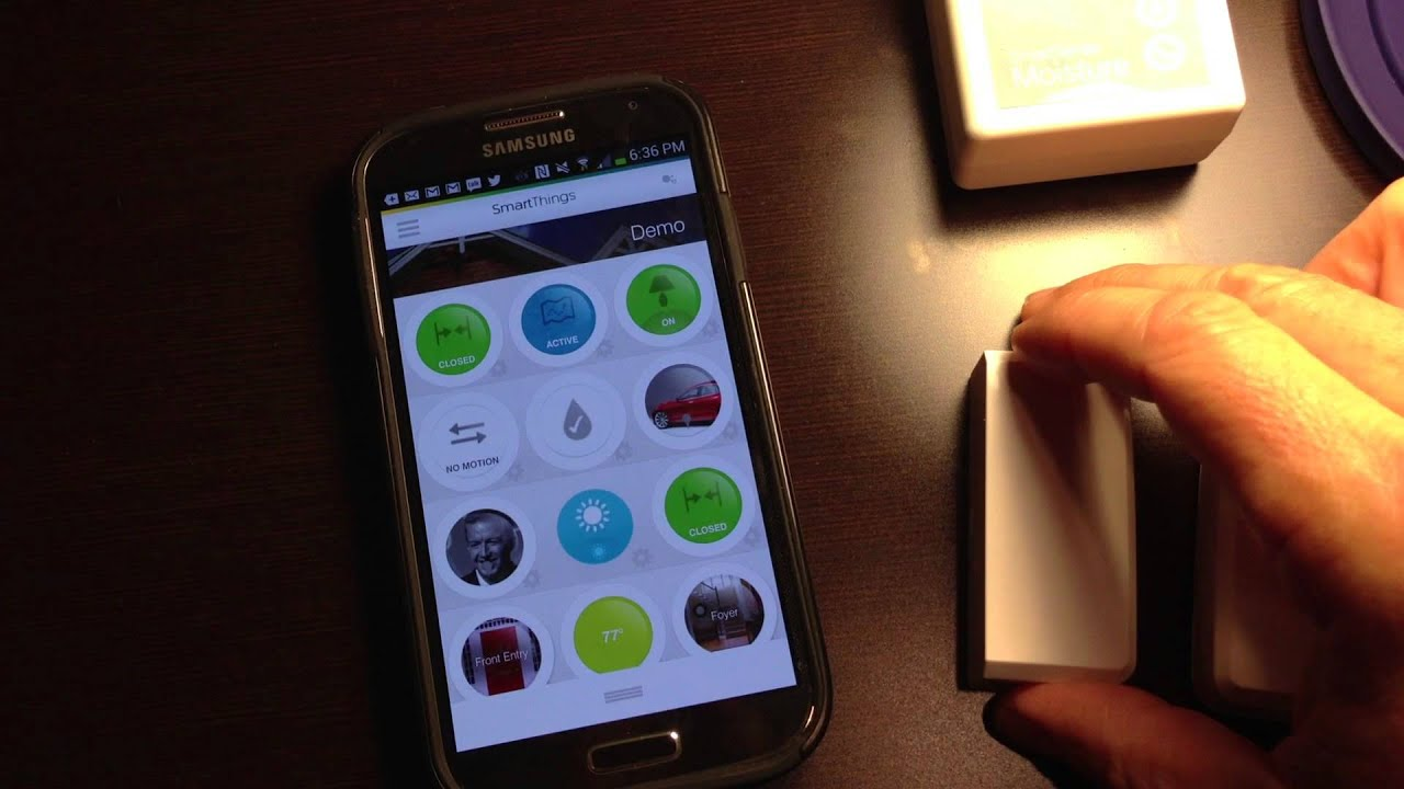 Alex's Quick Update on the SmartThings Android App