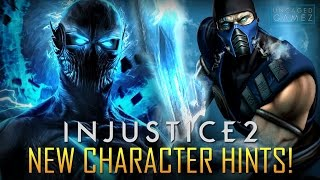Injustice 2: New Characters Hinted At & Possible DLC Confirmed!