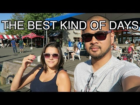 DAY DATE ON GRANVILLE ISLAND