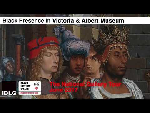 Black Presence in the National Gallery Tour