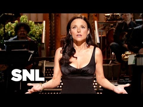 Julia Louis-Dreyfus Monologue - Saturday Night Live