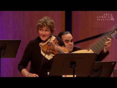 "Venetian Carnival - Marini Sonata ""in Ecco"" for three violins, Op  8, No  44"