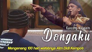 Download lagu KUNCUNG MAJASEM - DONGAKU (mengenang 100 hari wafatnya Alm. Didi Kempot) [Official Music Video]