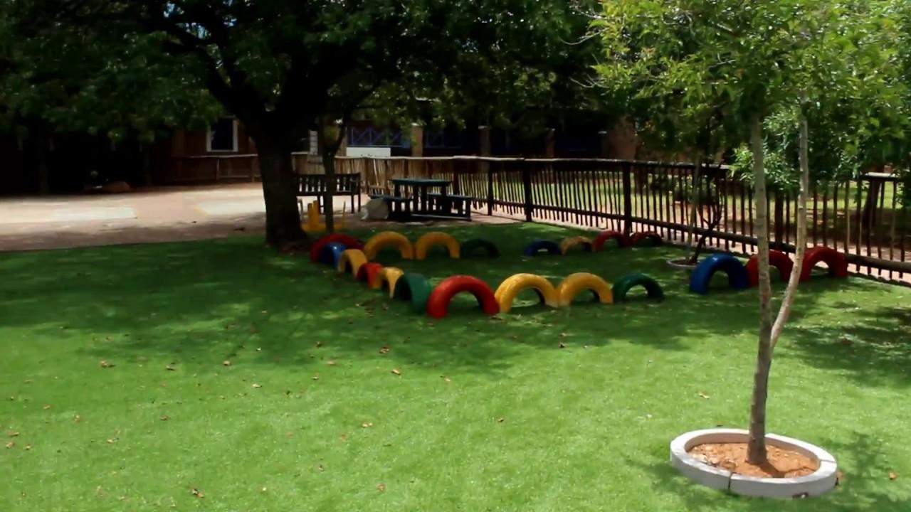 Tour through the new Junior Phase playground at Mitchell House - YouTube
