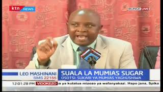 Wabunge kutoka magharibi wazungumzia swala la Mumias sugar