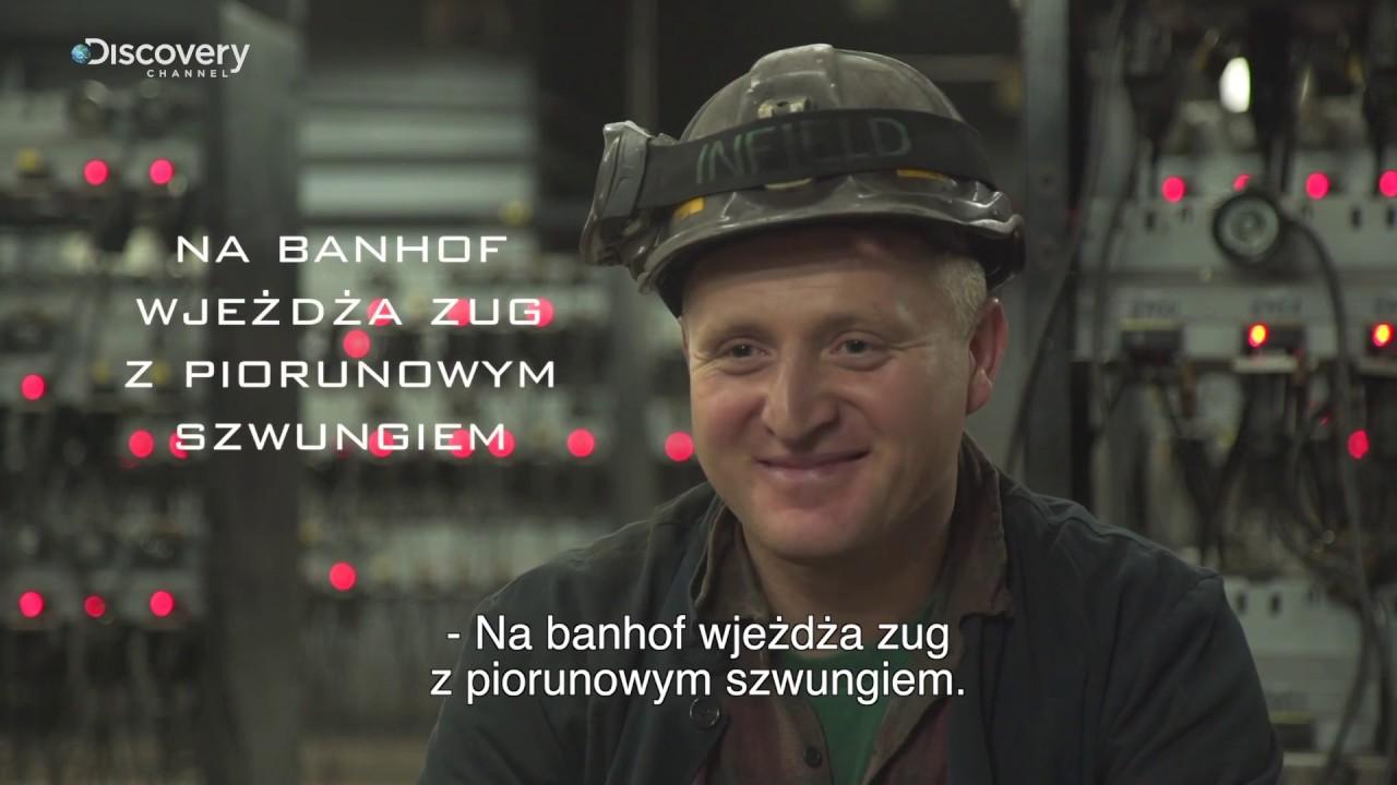 Górnicy PL | Śląsko godka: Banhof | Discovery Channel