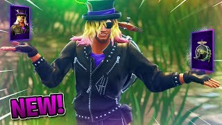 "NEW ""STAGE SLAYER"" skin in FORTNITE BATTLE ROYALE!"
