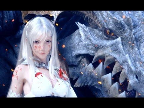 Drakengard 3 - Zero Voice Comparison - English Vs Japanese