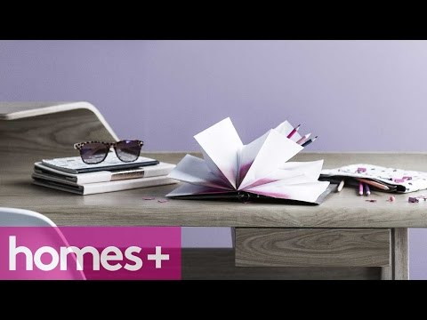 DIY PROJECT: Stationery organiser - homes+