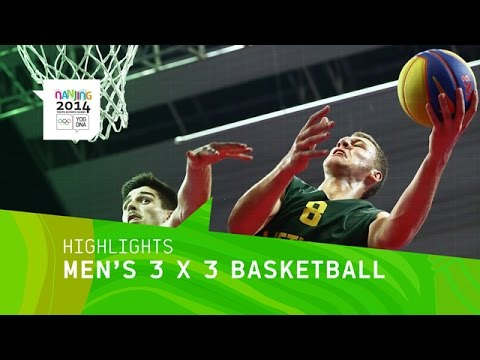 Lithuania Win Men's Basketball Gold - Highlights | Nanjing 2014 Youth Olympic Games