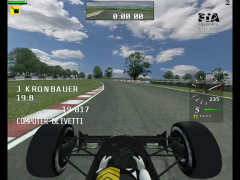 rFactor - Mallory Park - Tyrrell 017
