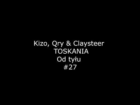 Kizo Qry Claysteer - TOSKANIA (Od tyłu) #27