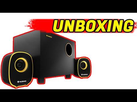 UNBOXING SOUND AKTIF NUBWO NS030
