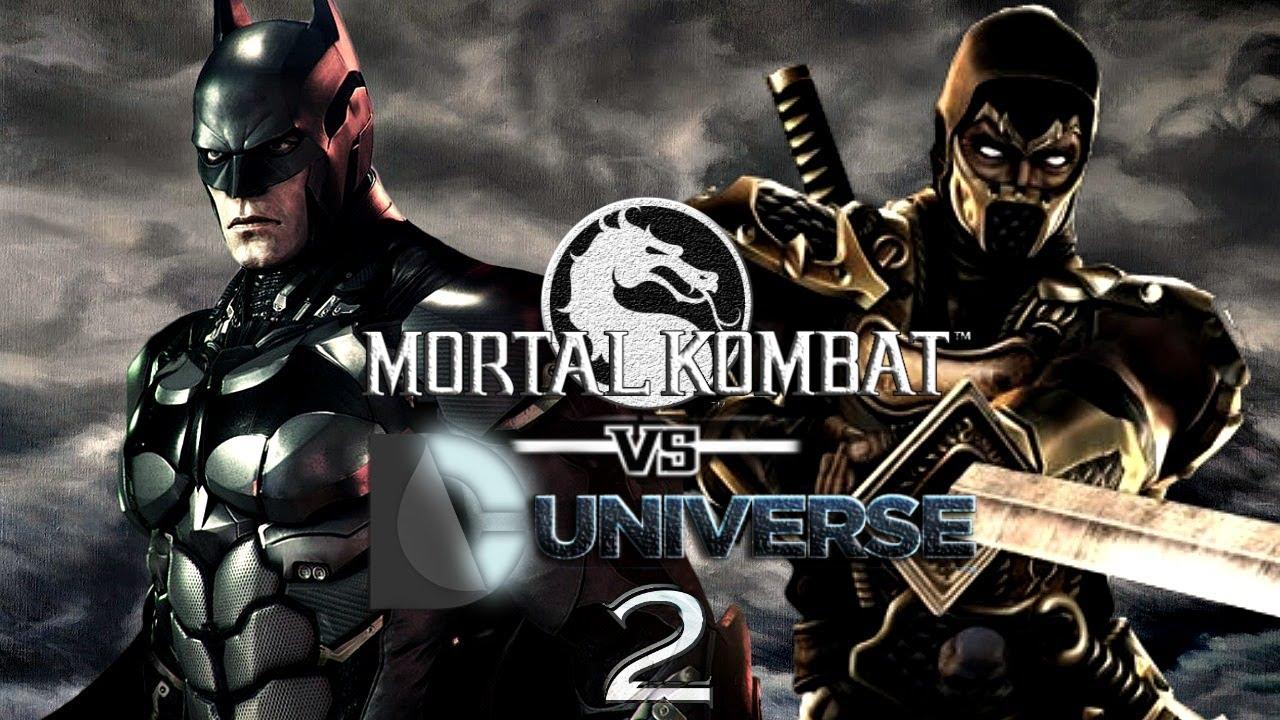 mortal kombat vs dc universe 2 announced tomorrow youtube