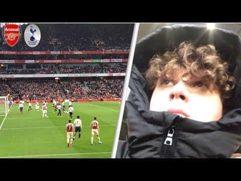 Download Arsenal 4-2 Tottenham! Away Premier League North London Derby Vlog!