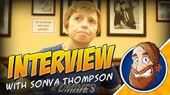 Interview mit Sonya Thompson (TWD Walker) auf dem Weekend of Dead Walkers im Movie Park [English]