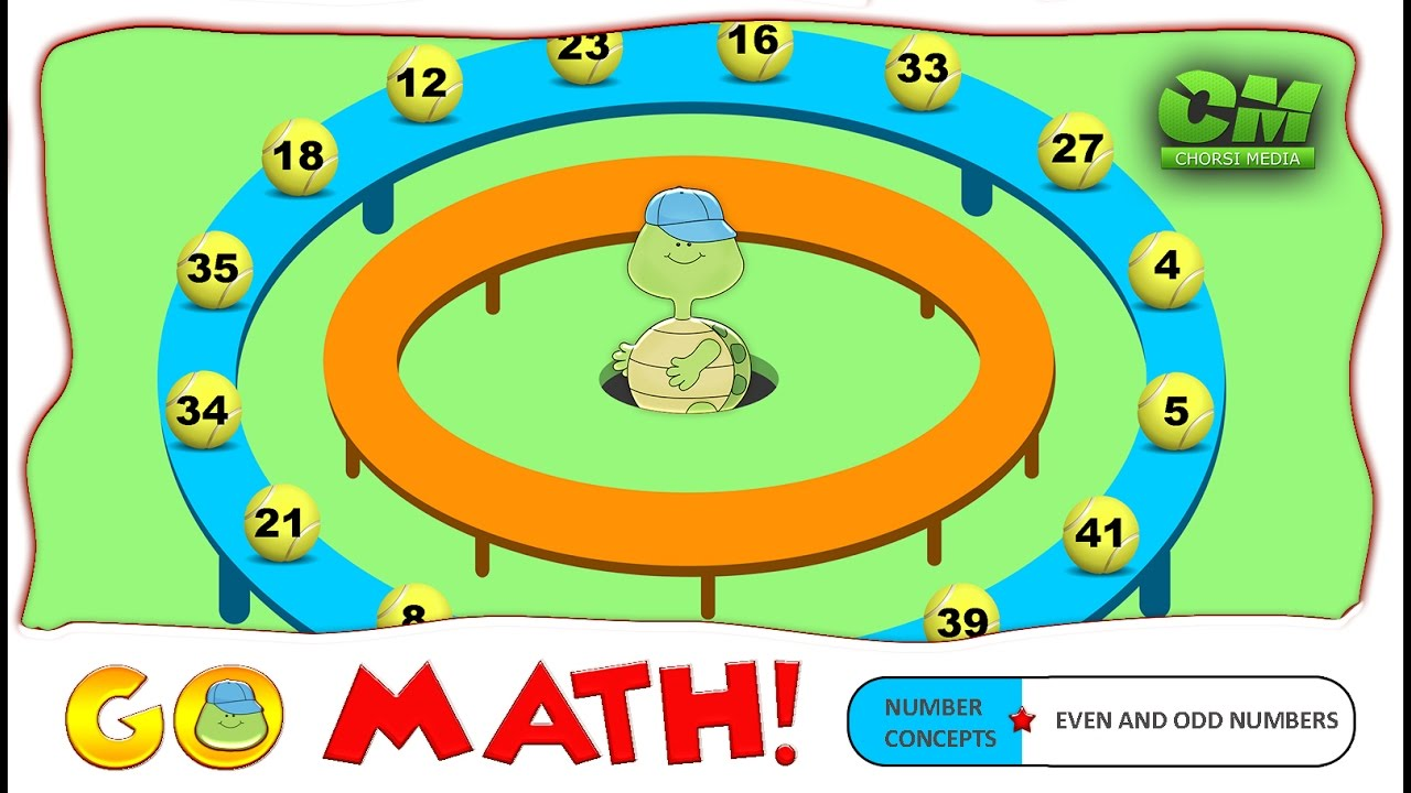 educational years and odd number grade Odd and even numbers for kids, odd and even number songs, we have a collection of songs, videos, games, worksheets and activities that are suitable for grade 1 math.