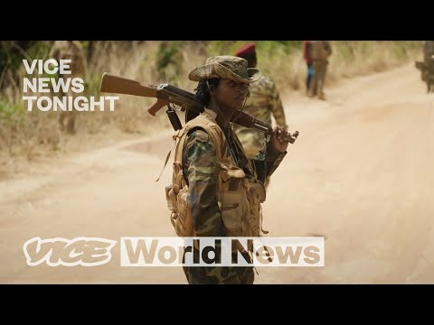 The Central African Republic Is Enlisting Russians in Its War Against Rebels