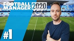 Let's Play Football Manager 2020 | Karriere 1 | #1 - VAMOS, Malaga wir kommen!