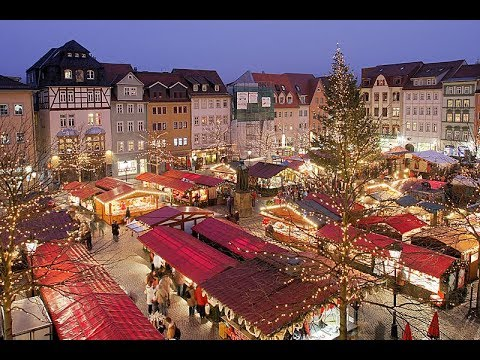Strasbourg Christmas Market.Places To See In Strasbourg France Christmas Market