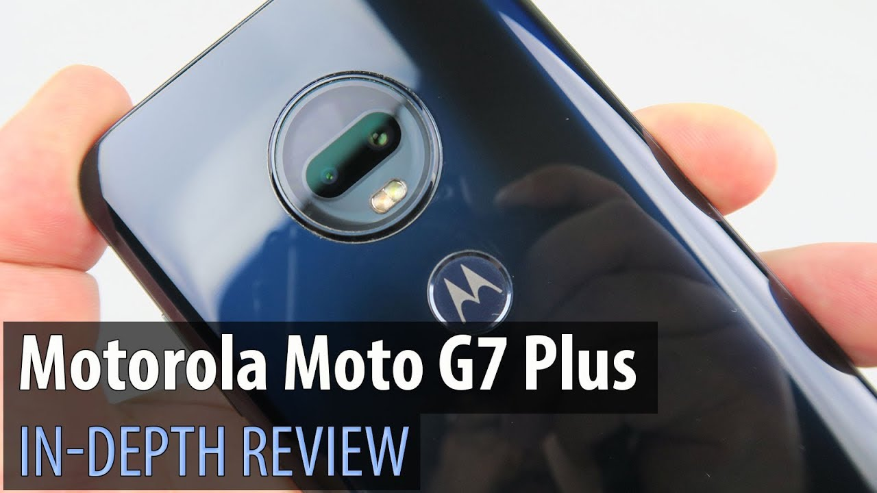 Motorola Moto G7 Plus In-Depth Review (Midrange With Android 9.0 Pie, 4K Selfie Video)