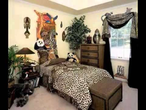 Lovely Safari Living Room Ideas