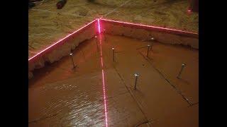 видео Как выровнять старый деревянный пол фанерой