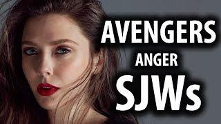 Avengers Infinity War Angers SJWs Because It Lacks Queer Heroes