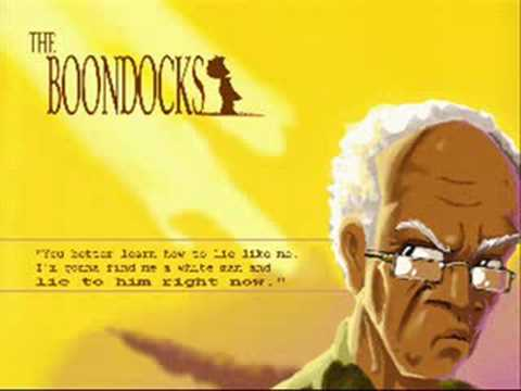Boondocks-Theme Music