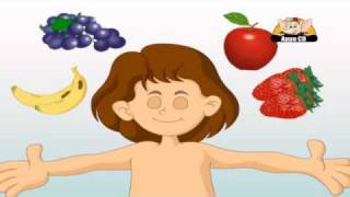 Repeat youtube video Learn about Human Body Parts in Hindi - Part 1