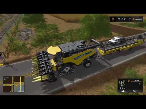 Farming Simulator 17 part 1