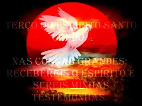 Terço do Divino Espírito Santo